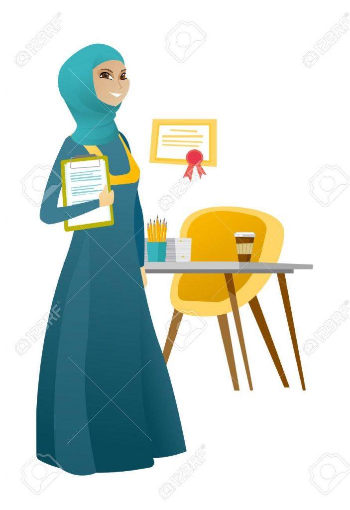 Wanita Karir Muslimah