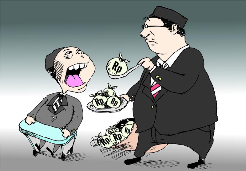 korupsi dalam islam