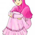 Percaya Diri Wanita Muslimah