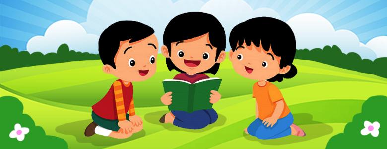 Mendidik Anak gemar membaca